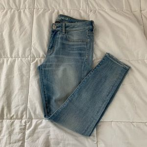 American Eagle Super Stretch Skinny